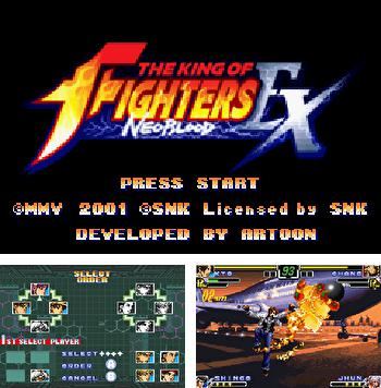 In addition to the sis game Gobang 2 for Symbian phones, you can also download King of fighters EX: Neo blood for free.