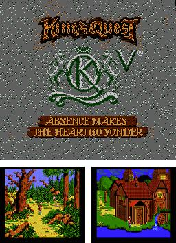 Kings Quest 5