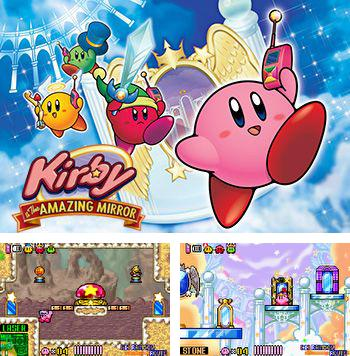 In addition to the sis game 9S for Symbian phones, you can also download Kirby & The amazing mirror for free.