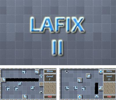 In addition to the sis game Eternal Legacy HD for Symbian phones, you can also download Lafix II for free.