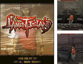 In addition to the sis game Gigalomania for Symbian phones, you can also download Lament island for free.