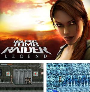 In addition to the sis game Super robot taisen: Original generation for Symbian phones, you can also download Lara Croft Tomb Raider Legend for free.