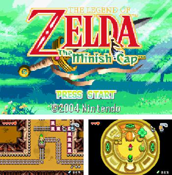 In addition to the sis game Smash Mania for Symbian phones, you can also download Legend of Zelda The Minish Cap for free.