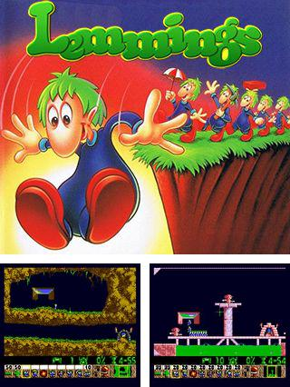 In addition to the sis game Base Wars for Symbian phones, you can also download Lemmings for free.