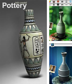 In addition to the sis game Treasure Master for Symbian phones, you can also download Let's Create! Pottery for free.