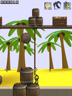 Li-Nuggz - Symbian game screenshots. Gameplay Li-Nuggz.
