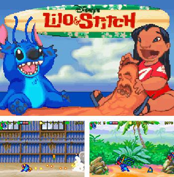 In addition to the sis game Fire shark for Symbian phones, you can also download Lilo & Stitch for free.