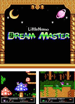 In addition to the sis game Room of Disaster for Symbian phones, you can also download Little Nemo: The Dream Master for free.