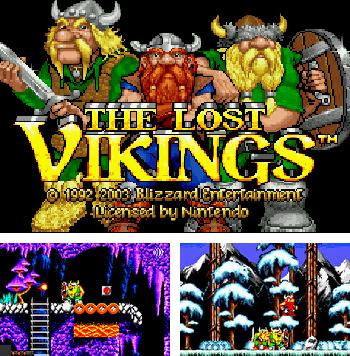 In addition to the sis game Astraware Platypus for Symbian phones, you can also download Lost Vikings for free.