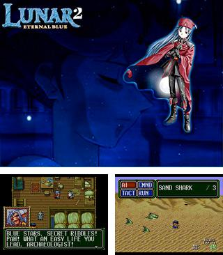 Lunar 2: Eternal blue (Sega CD)