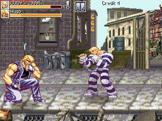 Luta Final Fight - Symbian game  Luta Final Fight sis