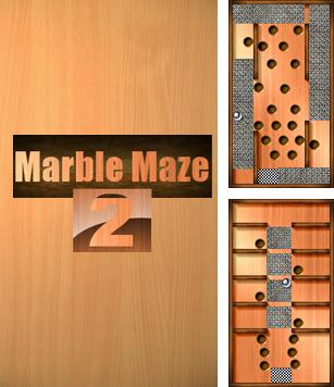 In addition to the sis game Li-Nuggz for Symbian phones, you can also download Marble Maze 2 for free.