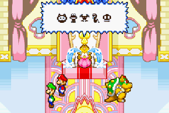 Play Mario and Luigi Superstar Saga for Symbian. Download top sis games for free.