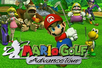 Mario golf advance: Tour