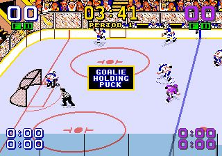 Mario Lemieux hockey - Symbian game screenshots. Gameplay Mario Lemieux hockey.