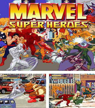 In addition to the sis game Xenophobe for Symbian phones, you can also download Marvel Super Heroes for free.