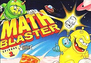 Math blaster: Episode one
