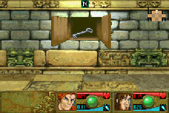 Mazes of fate - Symbian game screenshots. Gameplay Mazes of fate.