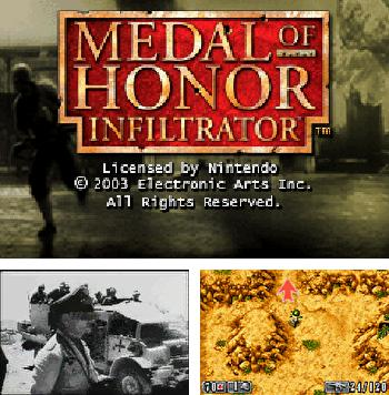 In addition to the sis game StuntCar Challenge for Symbian phones, you can also download Medal of Honor: Infiltrator for free.