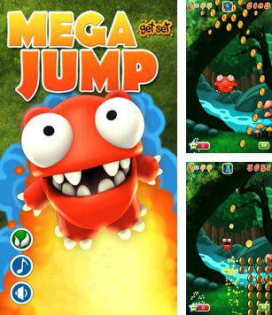 In addition to the sis game Bomboo car for Symbian phones, you can also download Mega Jump for free.