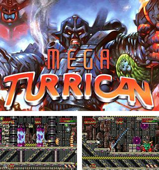In addition to the sis game Lady Sia for Symbian phones, you can also download Mega Turrican for free.