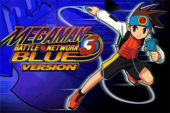 Megaman Battle network 3. Blue version