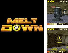 In addition to the sis game Noddy: A day in Toyland for Symbian phones, you can also download Meltdown for free.
