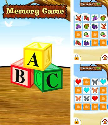 In addition to the sis game Napoleon for Symbian phones, you can also download Memory Game for free.