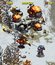 Play Metal Bluster 2 for Symbian. Download top sis games for free.