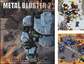 In addition to the sis game Chess for Symbian phones, you can also download Metal Bluster 2 for free.