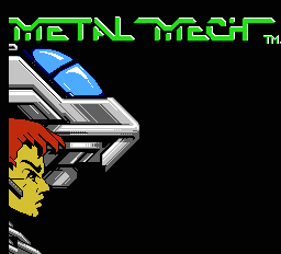 Metal Mech: Man and Machine