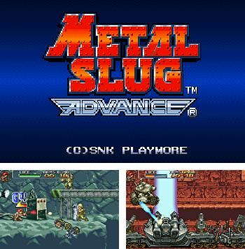 In addition to the sis game Plumber Pete for Symbian phones, you can also download Metal Slug Advance for free.