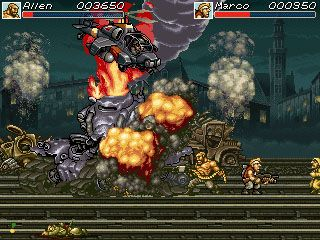 Metal Slug: Resistance download free Symbian game. Daily updates with the best sis games.