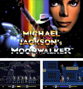 In addition to the sis game Sky force: Reloaded for Symbian phones, you can also download Michael Jackson's moonwalker for free.