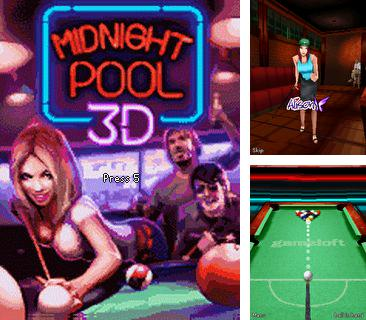 In addition to the sis game Wave for Symbian phones, you can also download Midnight Pool 3D for free.