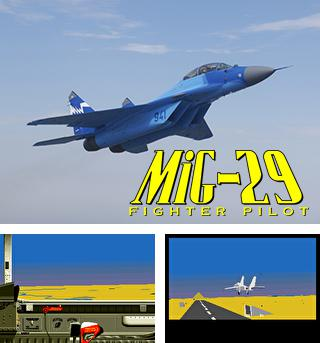 In addition to the sis game Quake I for Symbian phones, you can also download Mig-29: Fighter pilot for free.