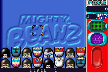 Mighty Beanz: Pocket puzzles download free Symbian game. Daily updates with the best sis games.