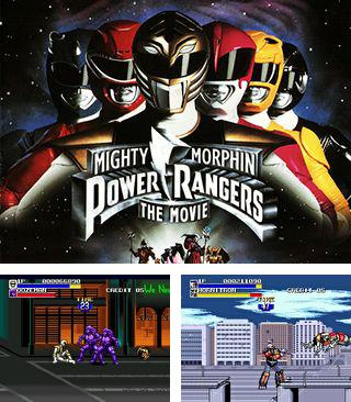 Zusätzlich zum sis-Spiel Überraschung vor dem Weihnachten für Symbian-Telefone können Sie auch kostenlos Mighty Morphin: Power Rangers - Der Film, Mighty morphin: Power rangers - The movie herunterladen.