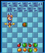 Mike 2 in 1 - Symbian-Spiel Screenshots. Spielszene Mike 2 in 1.