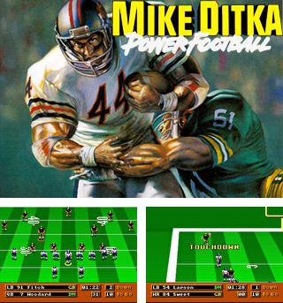 In addition to the sis game Pro quarterback for Symbian phones, you can also download Mike Ditka: Power football for free.