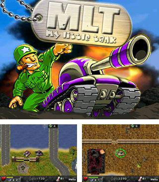 In addition to the sis game Terminator 2: The arcade game for Symbian phones, you can also download MLT: My little tank for free.