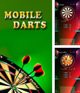 In addition to the sis game Pitfall The Lost Expedition for Symbian phones, you can also download Mobile darts for free.