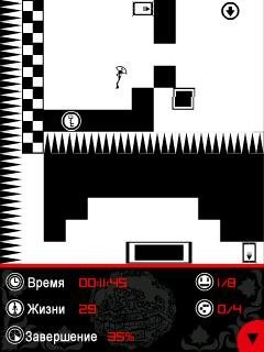 Moby escape - Symbian game screenshots. Gameplay Moby escape.