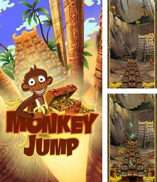 In addition to the sis game Mucha Lucha: Mascaritas of the lost code for Symbian phones, you can also download Monkey Jump for free.