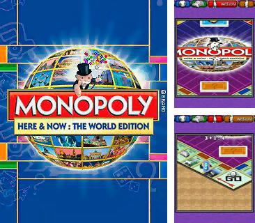 En plus du jeu sis L'Engin pour téléphones Symbian, vous pouvez aussi télécharger gratuitement Monopolie: Maintenant et ici. L'Edition Mondiale, Monopoly Here and Now World Edition.