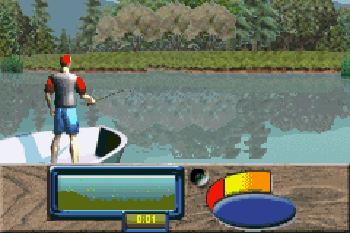 Play Monster! Bass fishing for Symbian. Download top sis games for free.