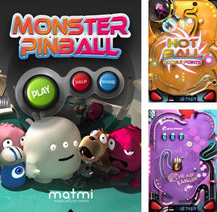 In addition to the sis game Tom Clancy's Splinter Cell for Symbian phones, you can also download Monster Pinball for free.