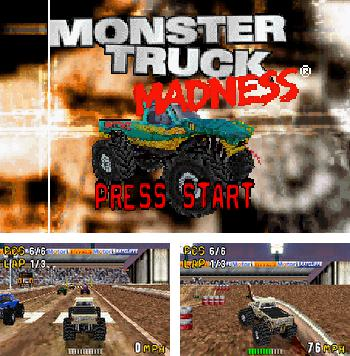 In addition to the sis game Sweet Home for Symbian phones, you can also download Monster Truck Madness for free.