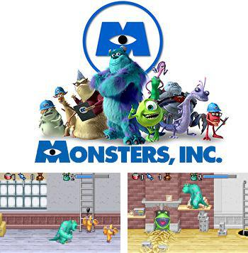 In addition to the sis game Metal Bluster 2 for Symbian phones, you can also download Monsters Incorporation for free.
