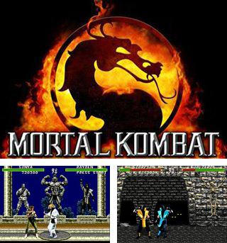 In addition to the sis game Mario Lemieux hockey for Symbian phones, you can also download Mortal kombat for free.